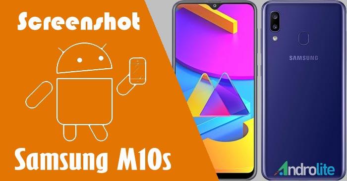 Cara Screenshot Samsung Galaxy M10s