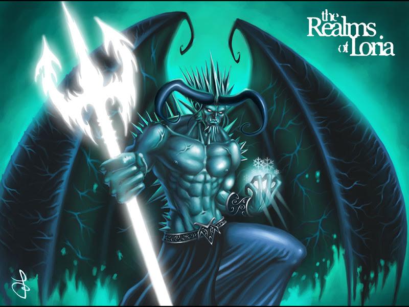 Magick Of Anxious Creature, Evil Creatures