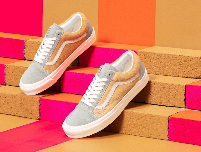 A Vans apresenta o elegante Lux Color Block Pack da linha Anaheim Factory Collection