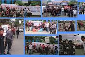 PJID Nusantara Bersama PUMA Nusantara dan IEA Kompak Membagikan 1000 Takjil untuk Masyarakat Kota Pekanbaru