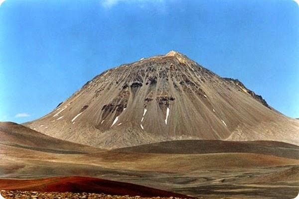 volcan nevado de incahuasi