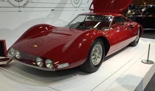 Ferrari Dino 206 P Berlinette Speciale