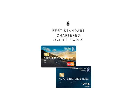 Standart Chatered Credit Card
