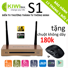 android tivi box kiwi s1 thai nguyen