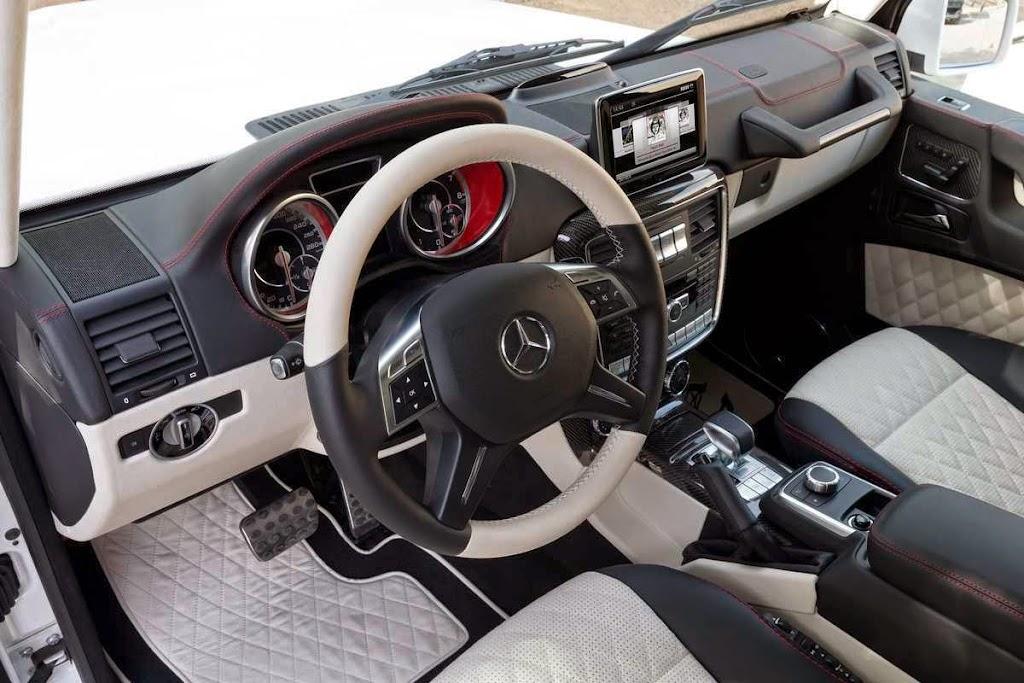 Mercedes-Benz G63 AMG 6x6 82
