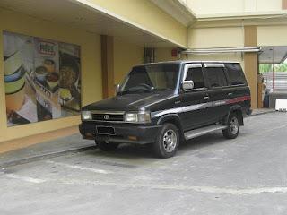 Sejarah Toyota Kijang Soeharto Series di Era Kijang Generasi Ketiga
