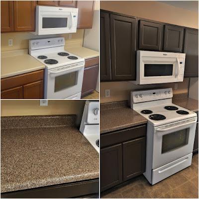 Countertop Refinishing, Kitchen Resurfacing 14
