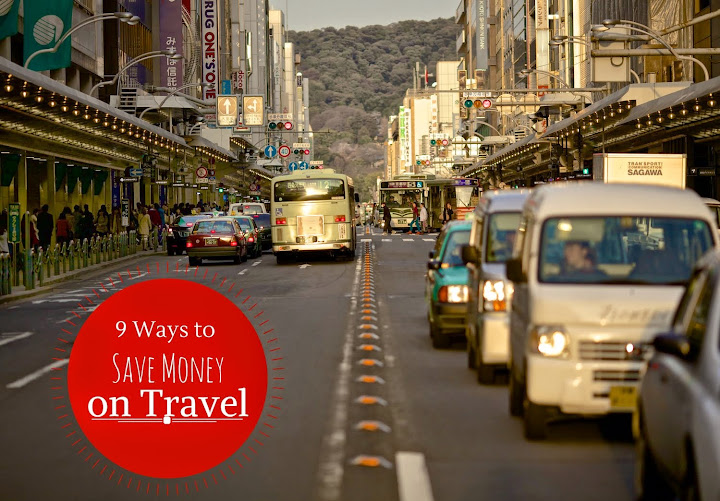 9 Ways to Save Money on Travel