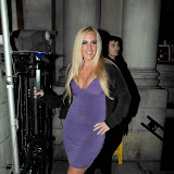 WWW.ENTSIMAGES.COM -  DJ Sarah Giggle arriving at Get Loaded Official Tour Launch AURA Club London January 8th 2013                                                       Photo Mobis Photos/OIC 0203 174 1069