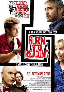 Bí Mật Giấu Kín - Burn After Reading poster
