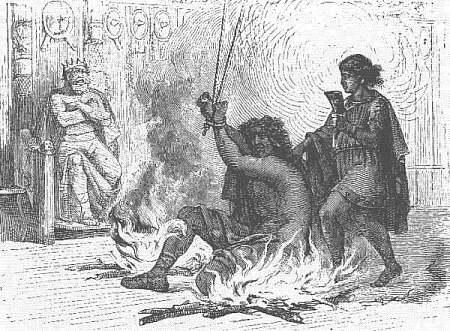 Odhinn Between The Fires, Asatru Gods And Heroes