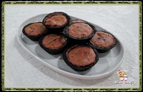 Empadinhas de chocolate 1