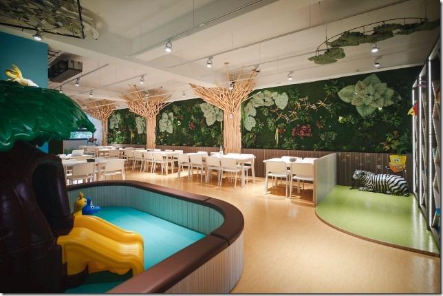 Zooie 魔法城堡親子餐廳