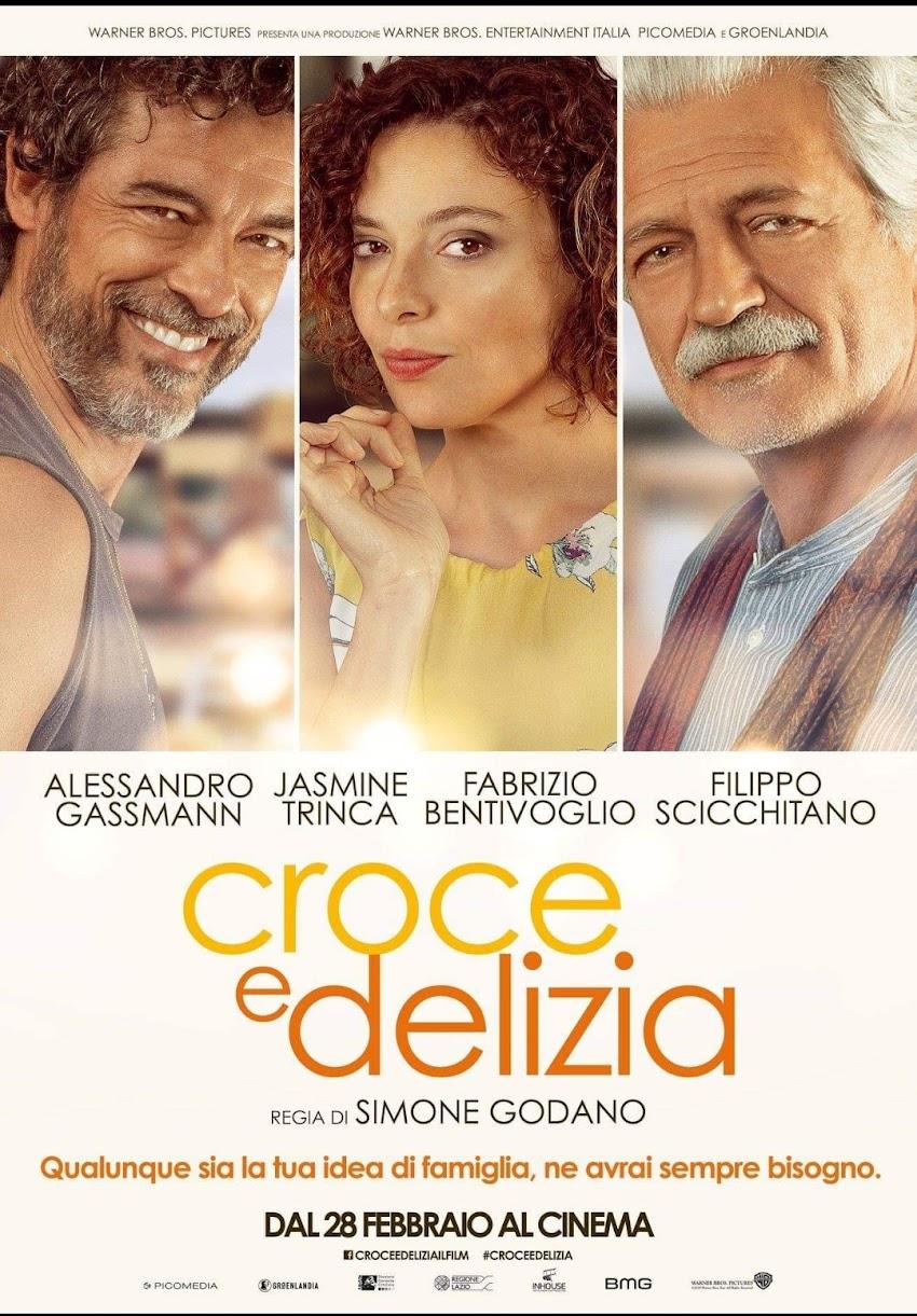 CROCE E DELIZIA, dal 28 Febbraio al cinema.