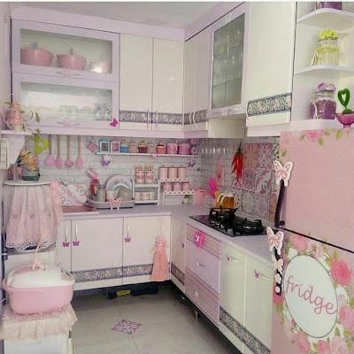 inspirasi dapur kecil tanpa kitchen set