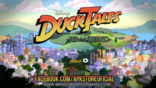 DuckTales Remastered APK + OBB Data para Android