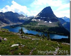 Hidden Lake Trail Glacier NP MT 101