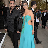 OIC - ENTSIMAGES.COM - Sunny  and Shay Grewal at the The 5th Annual Asian Awards 2015 in London 17th April 2015 Photo Mobis Photos/OIC 0203 174 1069