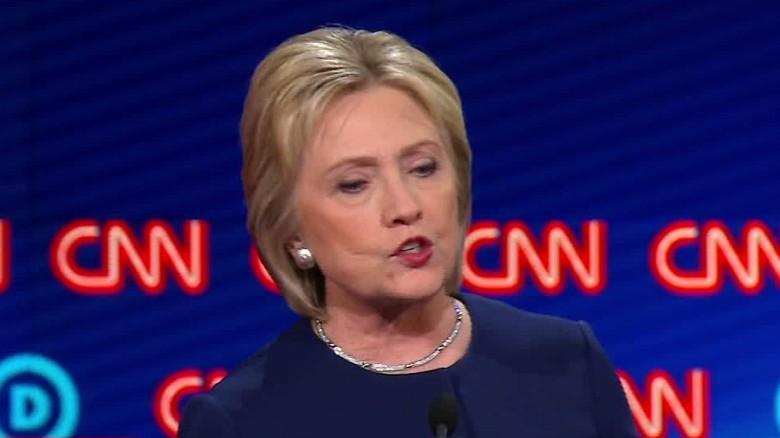 Sanders: Clinton advocates gun ban in America