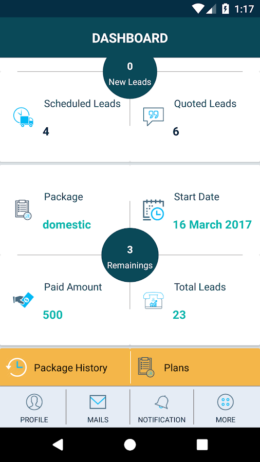 LogisticMart Partner- screenshot
