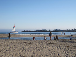 Santa Cruz Wharf and the Chardonnay II.