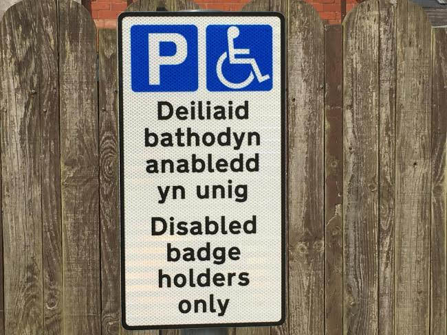 Report due into controversial blue badge parking