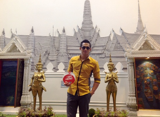I AM HERE! DON MUEANG AIRPORT