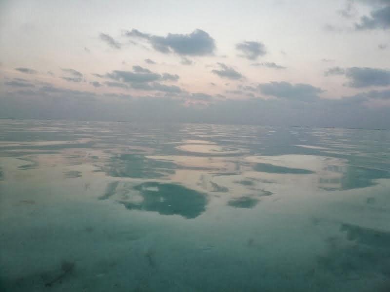 Спасение утопающих - дело рук самих утопающих: утлый челн в Индийском океане (02.2014)