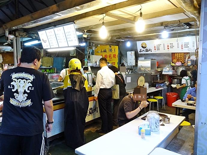 2 曉迪米糕滷肉飯 山內雞肉 南機場夜市美食