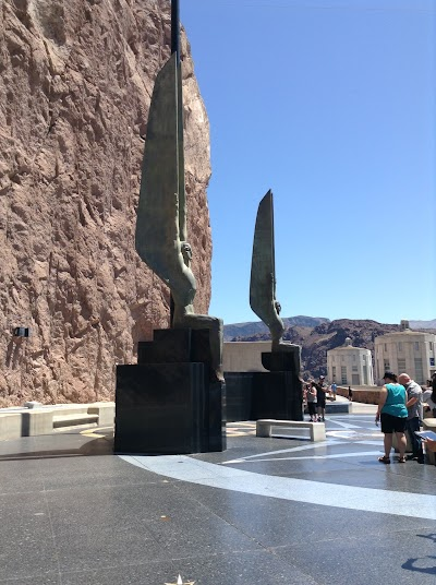 Дамба Гувера, Лас-Вегас, Невада, США