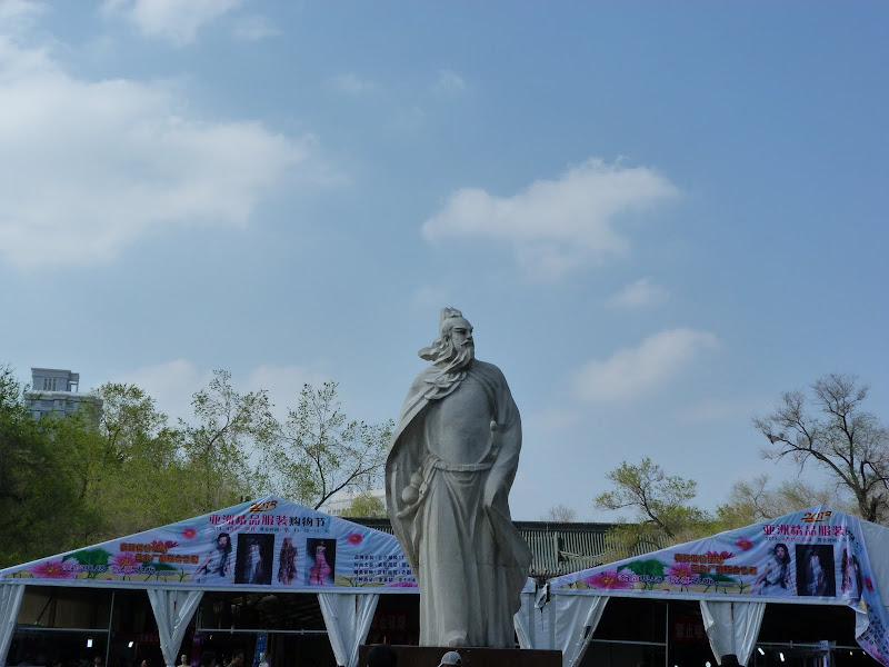 XINJIANG. Dernier jour a Urumqi - P1280844.JPG