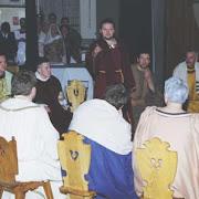 Zdjecia z archiwum parafii - Misterium 2004