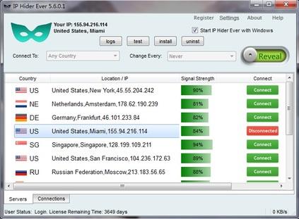 IP Hider Ever 5.6.0.1 Full