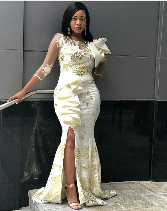 South African Styles Evening Dresses For Ladies 1