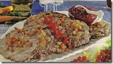 Stufato di manzo con marmellata di ribes