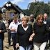 """ميركل مصدومة بعد تفقد أضرار الفيضانات و تطالب ب""""الإسراع"""" في مكافحة التغير المناخي"""