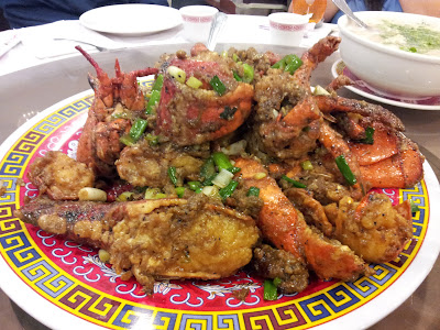 Newport Seafood Restaurant Chinese lobster