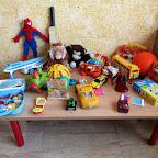 Favourite Toy Day (Nursery) 19-4-2017