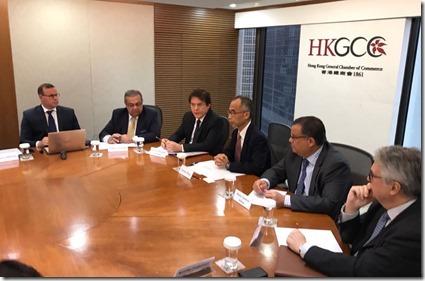 24.02 Reunião com empresários e investidores em Hong Kong (1)