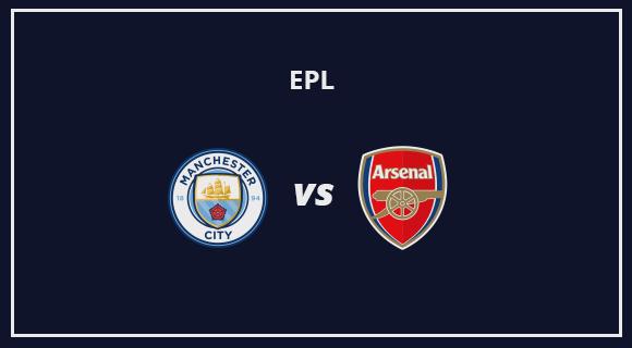 Premier League: Man City Vs Arsenal Match Preview and Lineup
