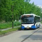 VDL Citea van GVB bus 1110