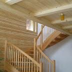 Innenausbau von Holzbau Stiegler in Haus