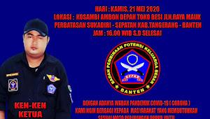 Pos Komando BPPKB Rawa Kidang Gelar Bukber Dan Santunan