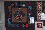 2009 Quilt Show - L) Group quilt