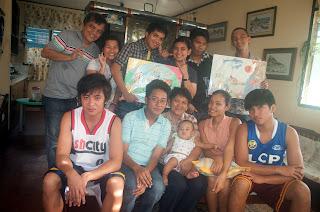 Rommel Jay Arafiles' Residence - March 11 Sta. Maria, Bulacan