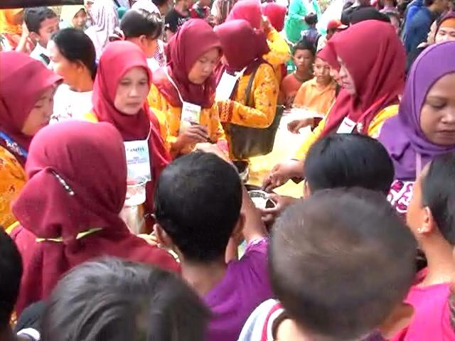 Tradisi Unik Warga Banjardowo, Kenduri Dawet Sambut 1 Muharram