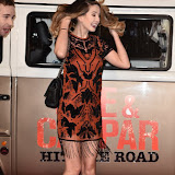 OIC - ENTSIMAGES.COM - Zoe Sugg - ZOELLA at the Joe and Caspar Hit The Road - UK film in London  22nd November 2015 premierePhoto Mobis Photos/OIC 0203 174 1069