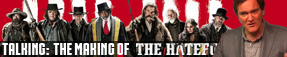 Quentin Tarantino talks The Hateful Eight
