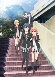 Yahari Ore no Seishun Love Comedy wa Machigatteiru. Zoku - Oregairu 2 | My Teen Romantic Comedy SNAFU 2 | Yahari Ore no Seishun Love Comedy wa Machigatteiru. Second Season | Yahari Ore no Seishun Love Comedy wa Machigatteiru. 2nd Season (2015)