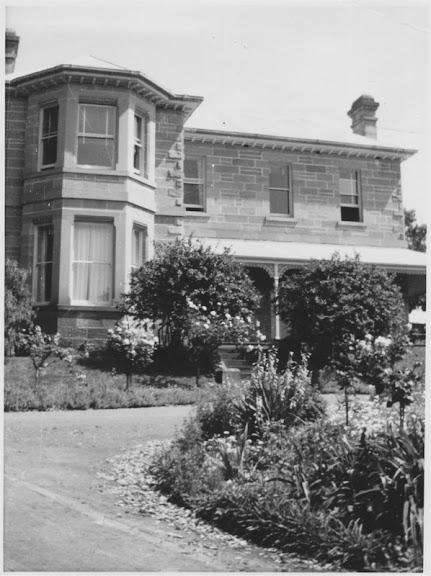 'Glenelg', Gretna, Tasmania. Built 1878. By Mr R. J. Downie/Glenelg, Gretna/1875/Class 5, Wilmot